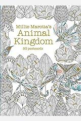 Millie Marotta's Animal Kingdom (Postcard Box): 50 Postcards (A Millie Marotta Adult Coloring Book) Cards