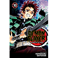 Demon Slayer: Kimetsu no Yaiba, Vol. 10: Human and Demon book cover