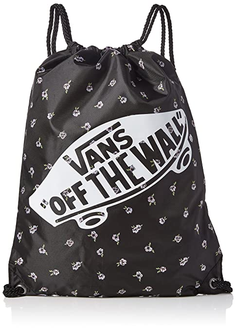 Image Unavailable. Vans Gymsack Sport Bag – Benched Fall Floral ... 9a12576966b56