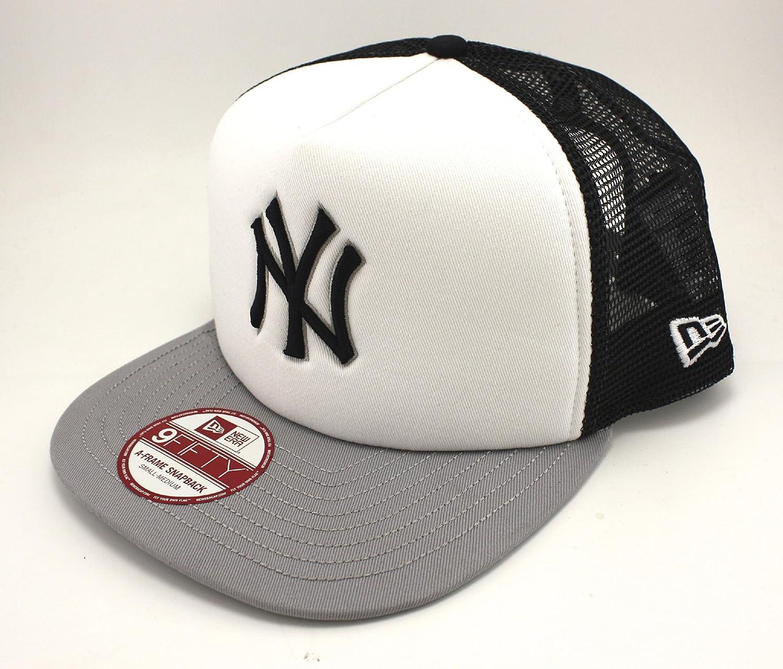 New Era – 9 Fifty ein Rahmen Snapback Cap. Team Mesh New York ...