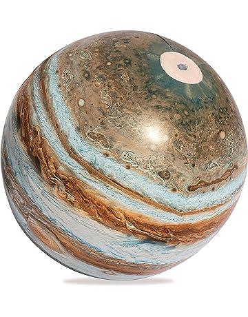 Bestway Pelota Hinchable 61 cm. Júpiter Luz LED 31043