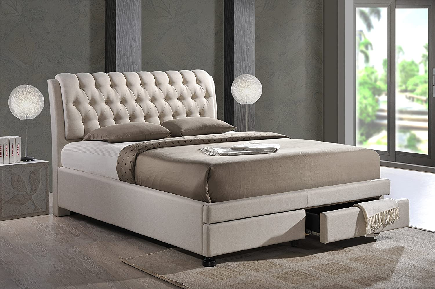 mattresses with home frame drawers pin furnishings brown sofas ikea appliances queen beds black oppdal bed kitchens