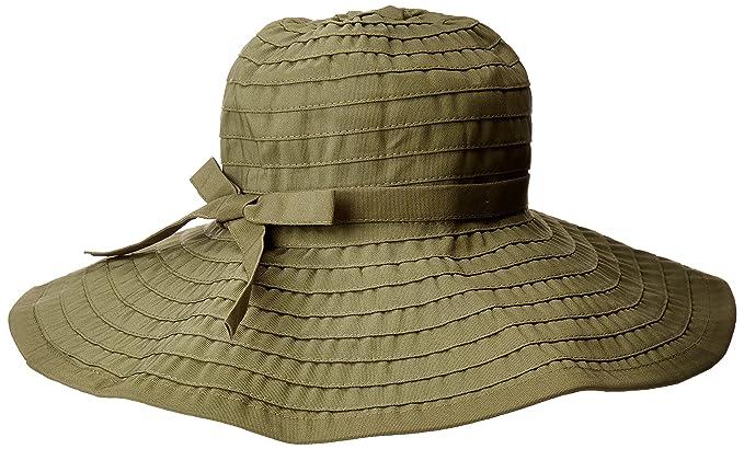 098b8a4d883 San Diego Hat Company Women s Ribbon Large Brim Hat