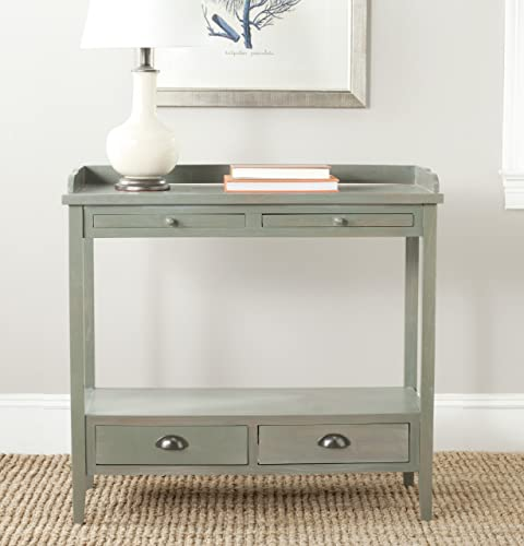 Safavieh American Homes Collection Peter Oak Console Table
