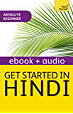 Get Started in Beginner's Hindi: Teach Yourself (New Edition): Audio eBook