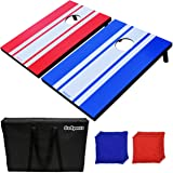 GoSports Classic Cornhole Set Includes 8 Bags