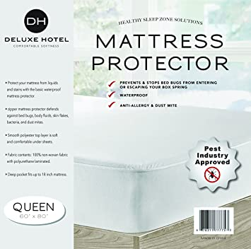 Amazon Com Ultimate Bed Bug Blocker Zippered Mattress Protector