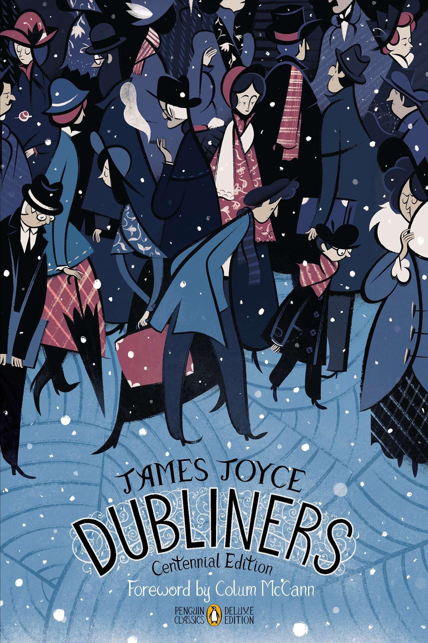 Dubliners: Centennial Edition (Penguin Classics Deluxe Edition) pdf