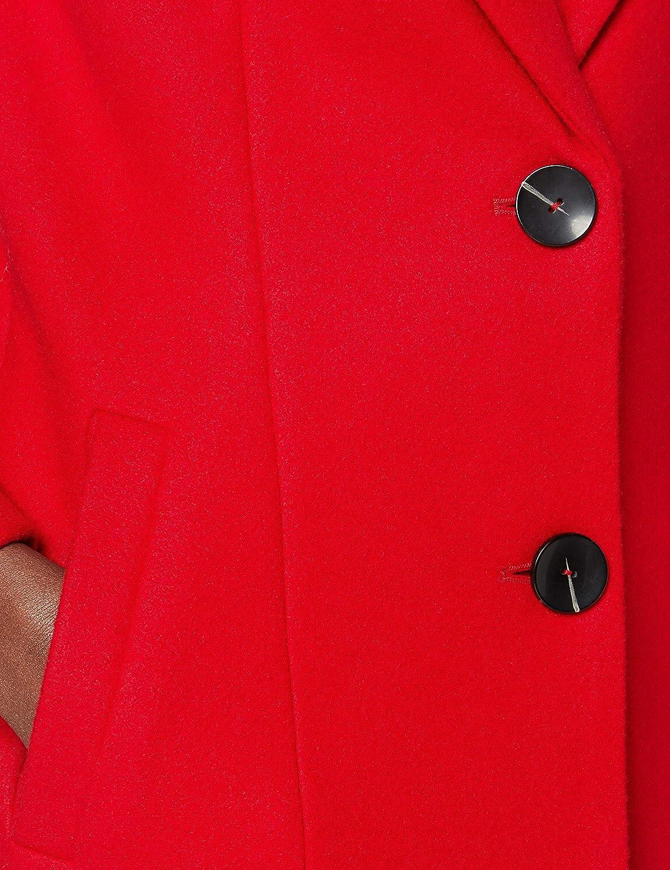 Only Onlcarmen Wool Coat CC Otw Cappotto di Lana Donna