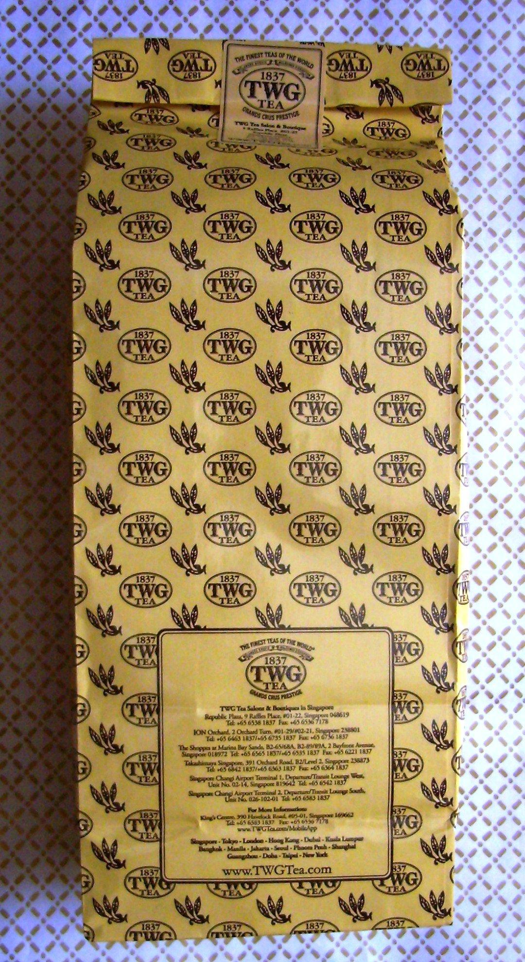 TWG Tea - Moroccan Mint Tea (TWGT4006) - 17.63oz / 500gr Loose Leaf BULK BAG by Unknown (Image #2)