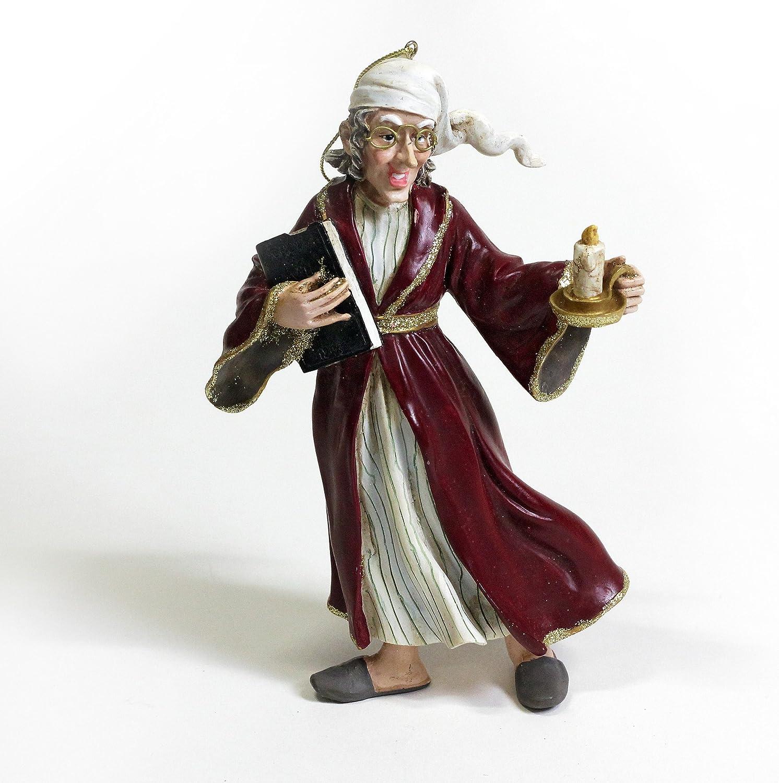 Kurt Adler Ebenezer Scrooge Resin Ornament