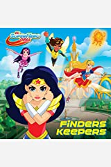 Finders Keepers (DC Super Hero Girls) (Pictureback(R)) Kindle Edition
