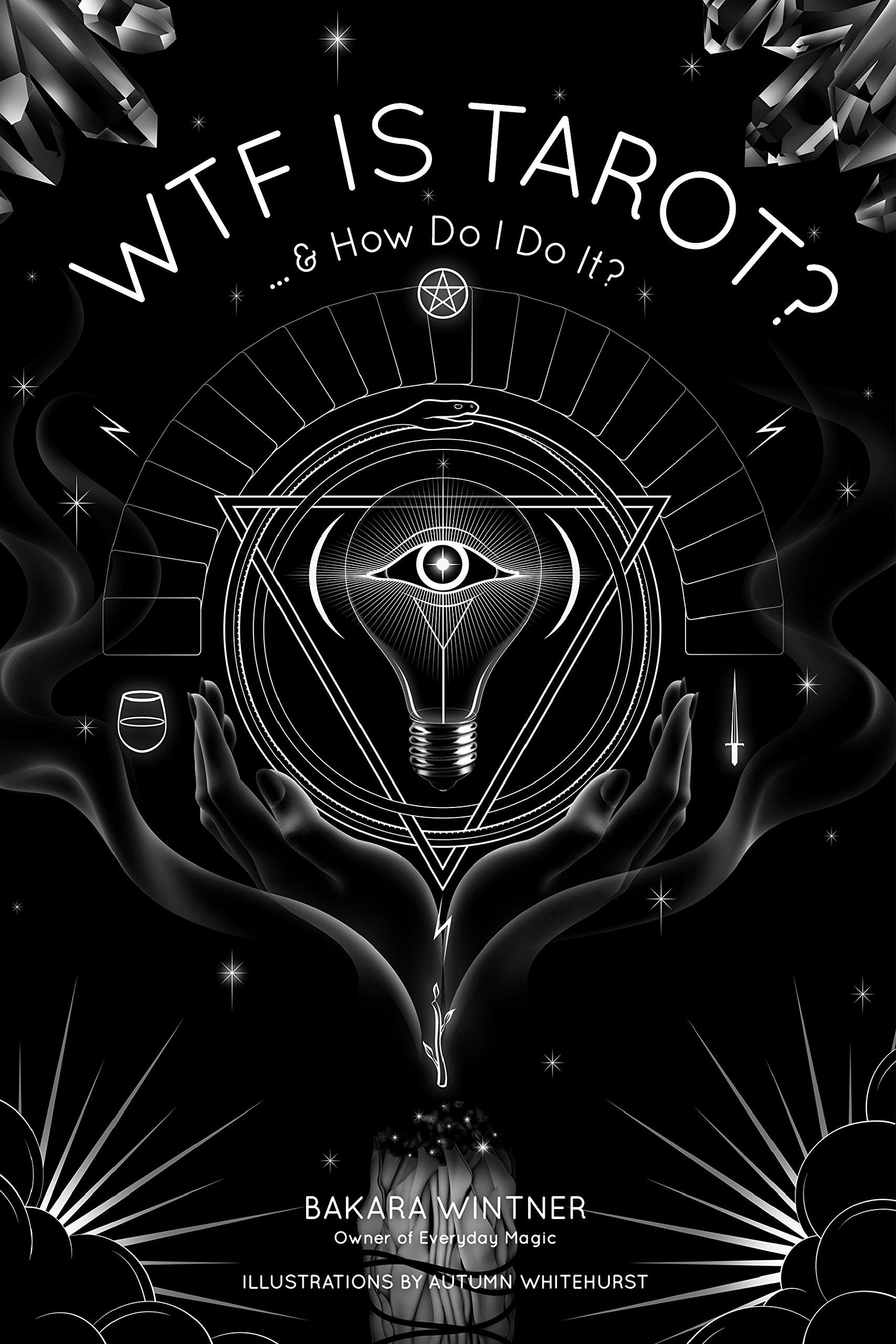 Read Online WTF is Tarot?: ...& How Do I Do It? pdf epub