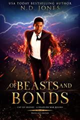 Of Beasts and Bonds: A Witch and Shapeshifter Romance (Death and Destiny Trilogy Book 2) Kindle Edition