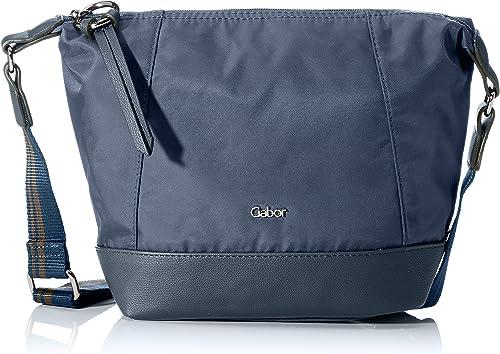 Gabor Umhängetasche Damen Silke, 30x22x9.5 cm, Handtasche Damen