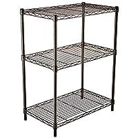 Deals on AmazonBasics 3-Shelf Shelving Unit