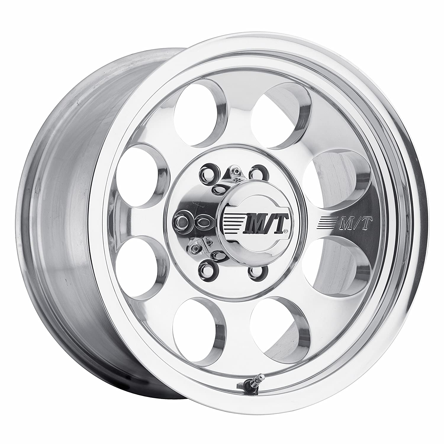 Mickey Thompson Classic III Wheel with Polished (15x8'/5x4.5') 001718