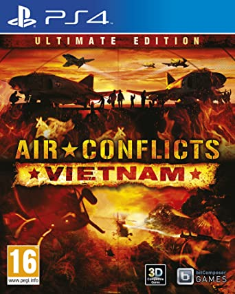 7b0269bba5a7 Air Conflicts - Vietnam (PS4)  Amazon.co.uk  PC   Video Games