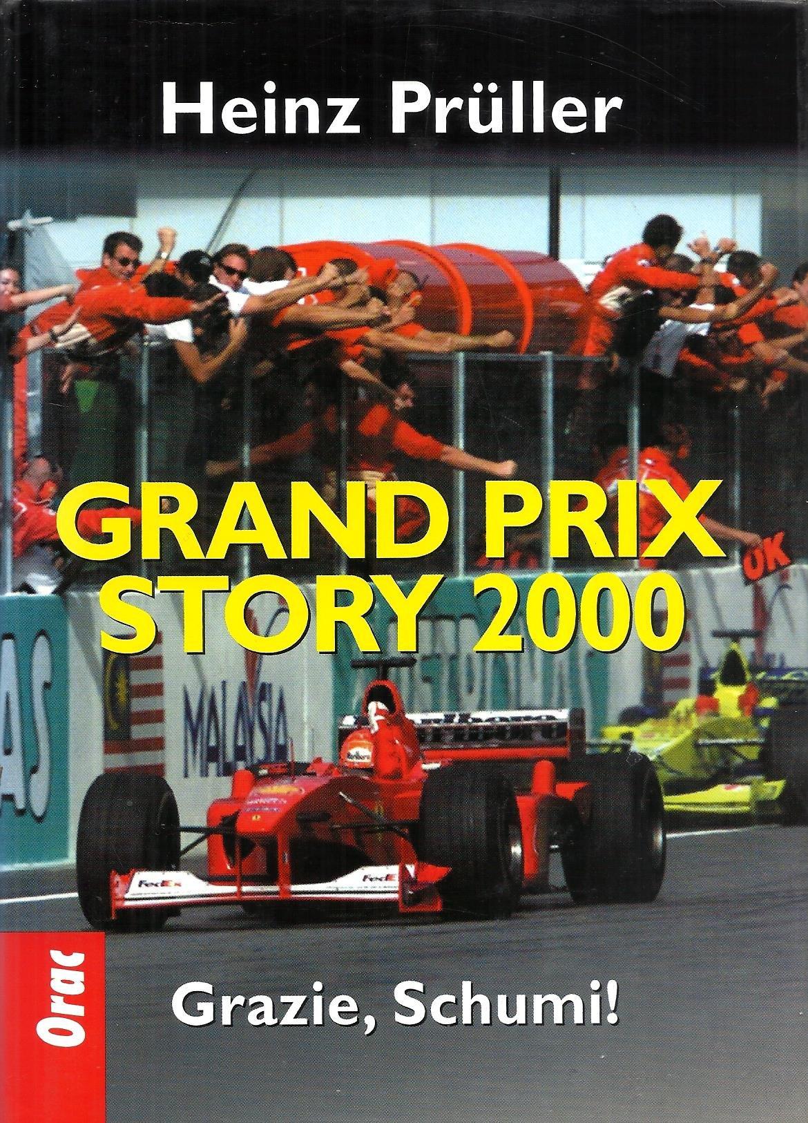 Grand Prix Story, 2000