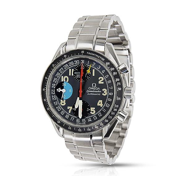 Omega Speedmaster 3520.53.00 reloj para hombre en acero inoxidable (Certificado) de segunda
