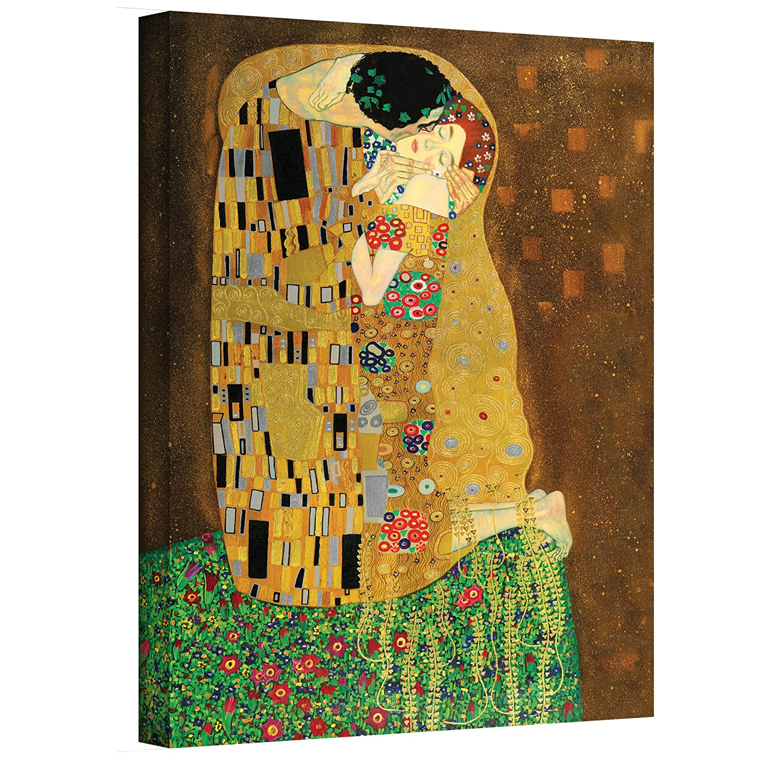 Modern Klimt The Kiss Framed Festooning - Picture Frame Ideas ...