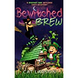 Bewitched Brew: A Bigfoot Bay Witches Paranormal Cozy Mystery Book 2