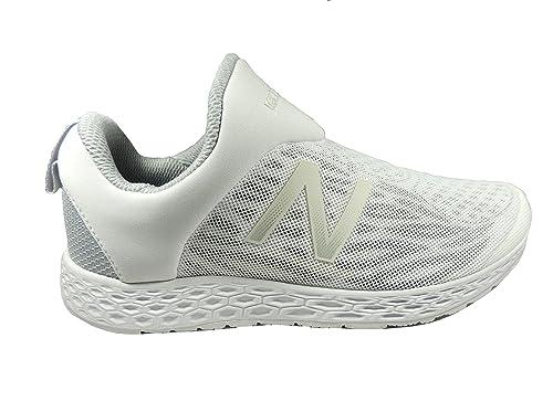 Calzado deportivo para hombre, color Blanco , marca NEW BALANCE, modelo Calzado Deportivo Para Hombre NEW BALANCE MLSZANT W Blanco