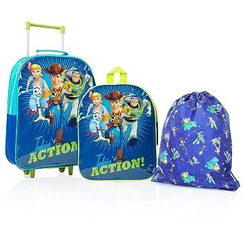 Disney Toy Story 4 Mochilas Escolares Juveniles con Forky ...