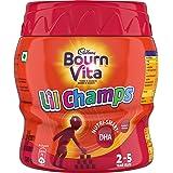 Cadbury Bournvita Little Champs Pro-Health Chocolate Health Drink, 500 gm Jar