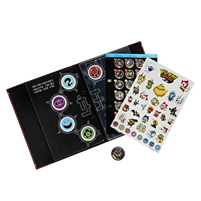 Yo-kai Watch Yo-kai Medallium Collection Book: Toys & Games