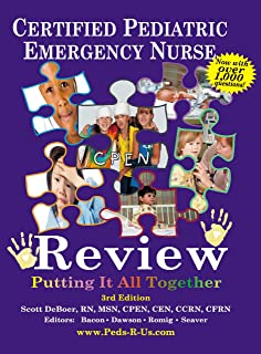 Certified pediatric emergency nurse cpen review manual certified pediatric emergency nurse review putting it all together fandeluxe Choice Image