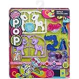 Hasbro A8205 Chica 2pieza(s) - kits de figuras de juguete para niños (4 año(s), Chica, Multicolor, Dibujos animados, Animales, My Little Pony)