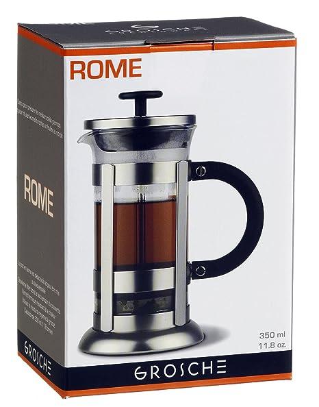Amazon.com: Grosche Roma French Press Cafetera y tetera 350 ...