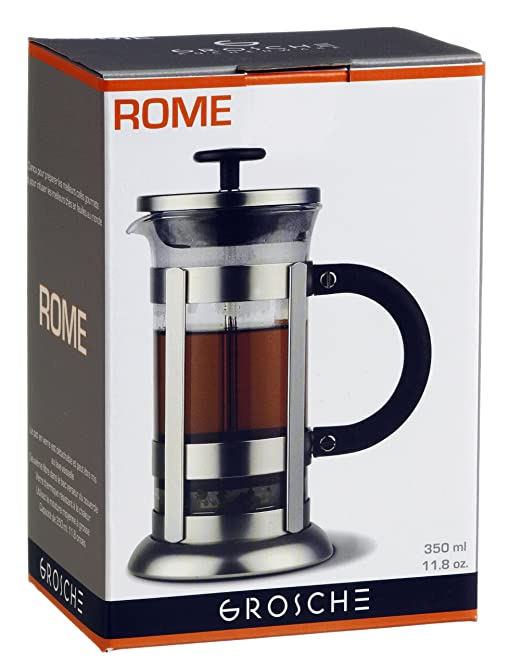 Amazon.com: Grosche Roma French Press Cafetera y tetera 350 ...