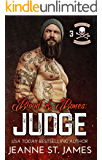 Blood & Bones: Judge (Blood Fury MC Book 3)