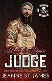 Blood & Bones: Judge (Blood Fury MC Book 3)