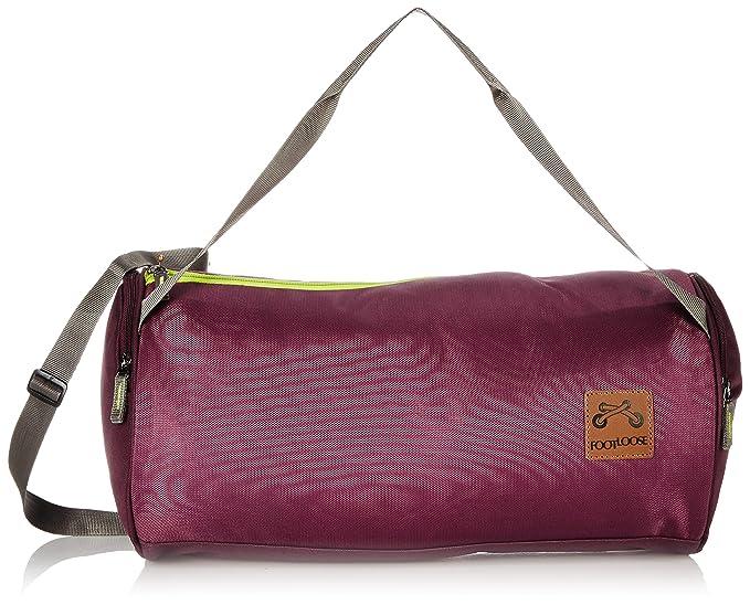 footloose-polyester-42-cms-wine-gym-bag-1