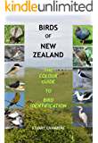 Birds of New Zealand - The Colour Guide to Bird Identification
