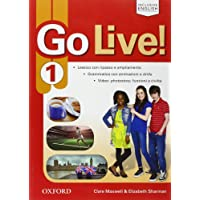Go live. Student's book-Workbook-Extra. Per la Scuola media. Con CD Audio. Con espansione online: 1