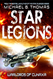 Warlords of Cunaxa (Star Legions: The Ten Thousand Book 3)