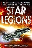 Warlords of Cunaxa (Star Legions: The Ten Thousand Book 3)
