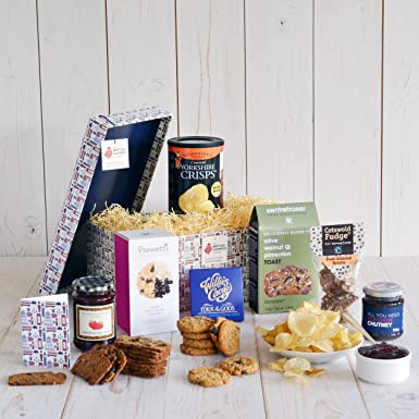 Luxury gluten free hamper british artisan gluten free food gift luxury gluten free hamper british artisan gluten free food gift basket negle Image collections