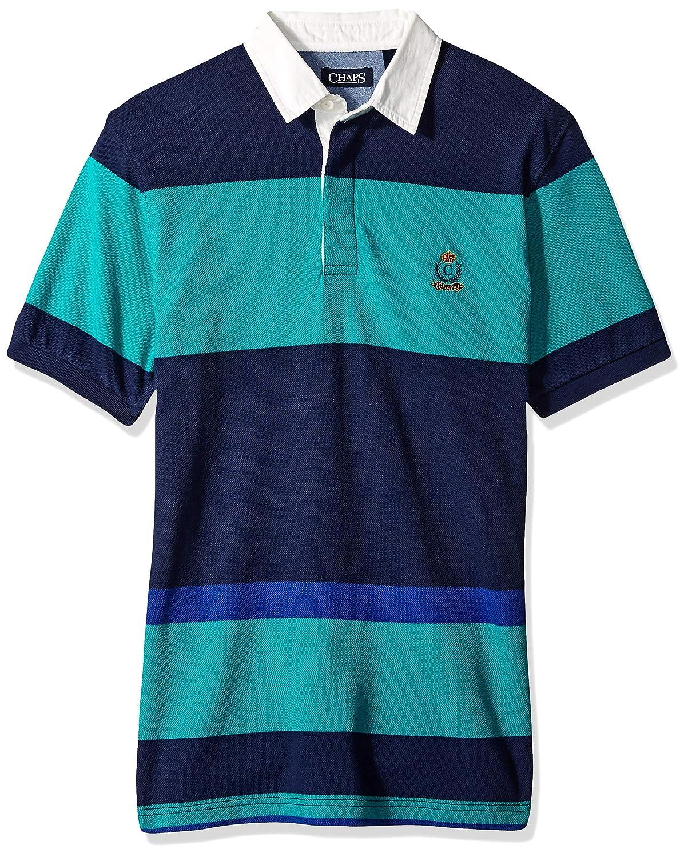 Chaps Mens Classic Fit Fashion Cotton Mesh Polo Shirt: Amazon.es ...