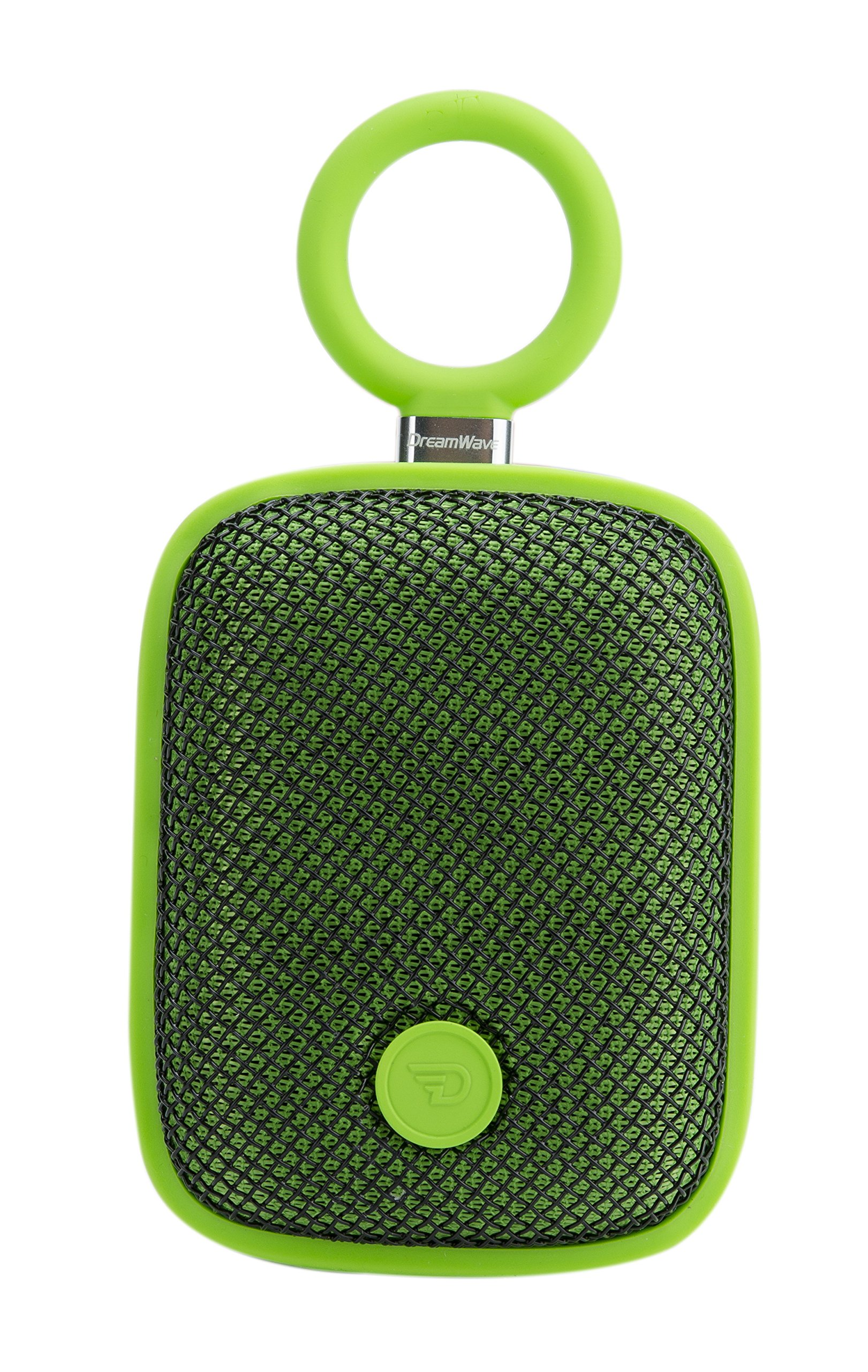 Dreamwave BUBBLEPOD-G Green Compact Outdoor Bluetooth...