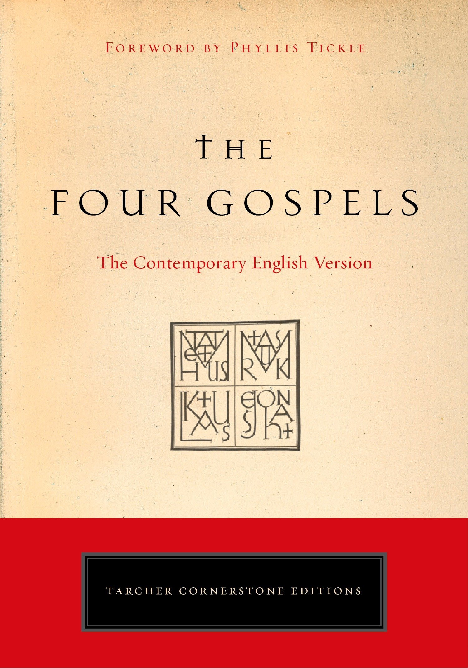 The Four Gospels: The Contemporary English Version (Tarcher Cornerstone Editions) ebook