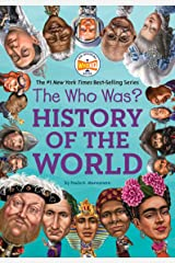 The Who Was? History of the World Kindle Edition