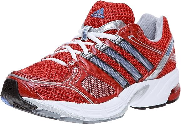 Adidas Response Cushion 19 M, Zapatillas de Running para Hombre, Rojo (Rouge/Bleu/Argent), 44 2/3: Amazon.es: Zapatos y complementos