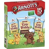 Arnott's Tiny Teddy Variety Pack, 375 g
