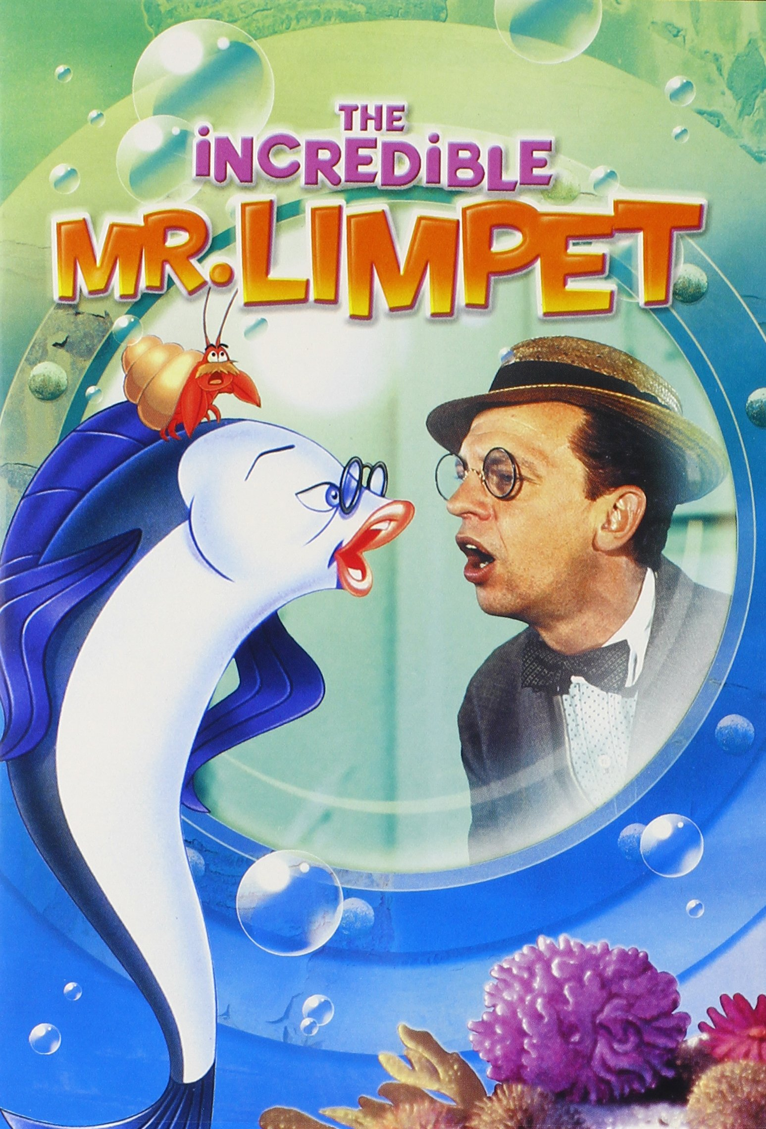 The Incredible Mr. Limpet (Keepcase) 4