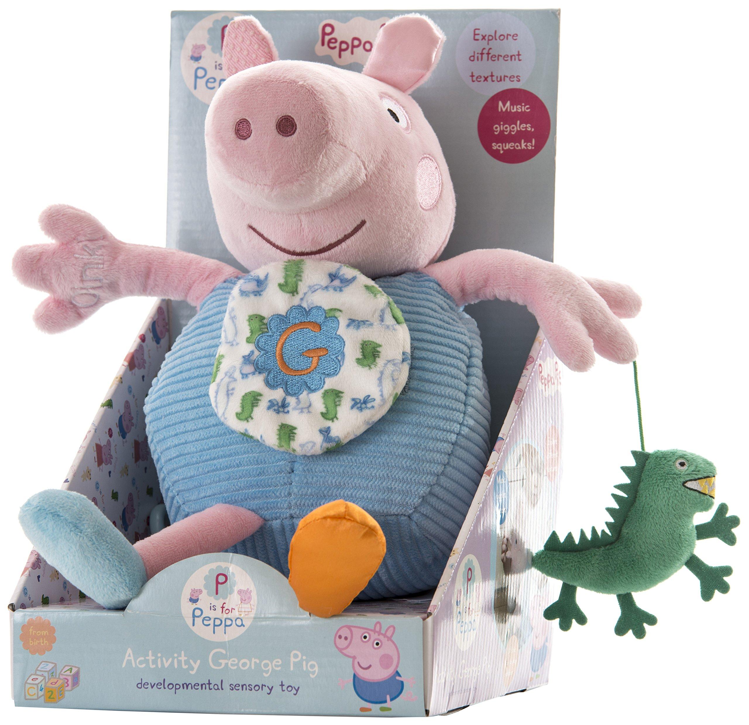 Peppa Pig Large Activity George Pig